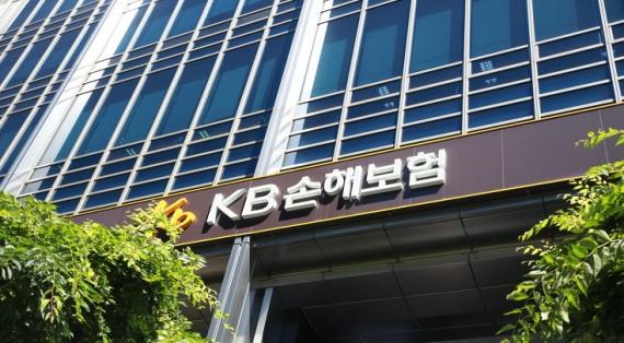KB손해보험 회사소개