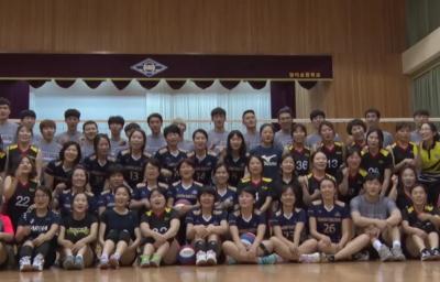 [KB스타즈] KB스타즈 배구단의 까리한 배구교실