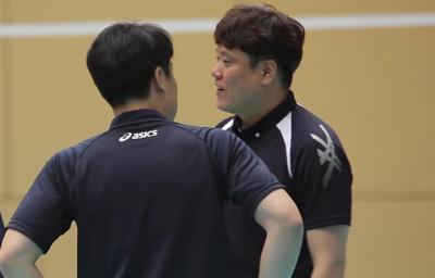 [KB 스타즈] 웰컴, 곽승철 코치!
