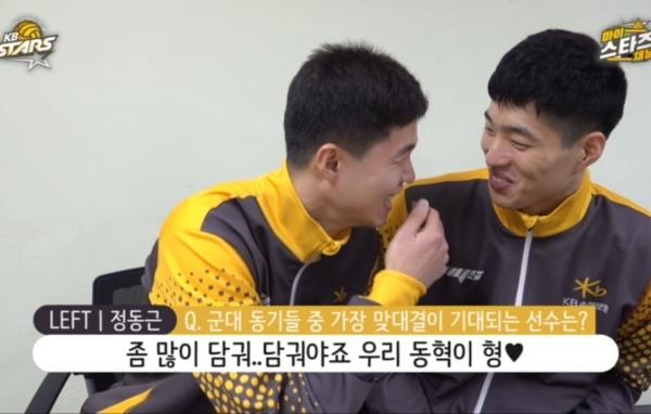[마이스타즈채널] 이수황, 정동근 전역 기념 인터뷰