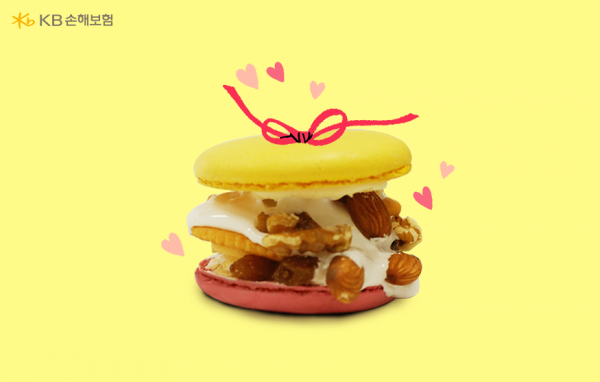 퐁신퐁신 마시멜로 뚱카롱 만들기, 특별한 사람을 위해 똥손에서 금손되기 도전!