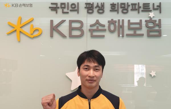 대한항공 김학민, KB손해보험 이적으로 배구 인생 2막 시작